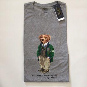Polo Ralph Lauren Men's Bear Shirt